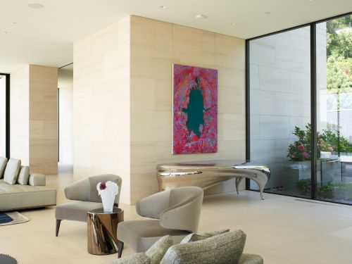 Meet the company that puts fine art in your multimillion-dollar apartment complex, then helps you keep it after you move in