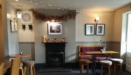 The Cross Inn Pub and Kitchen, Paxton, restaurant review
