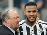 Jamaal Lascelles urges Newcastle to give Rafa Benitez what he wants