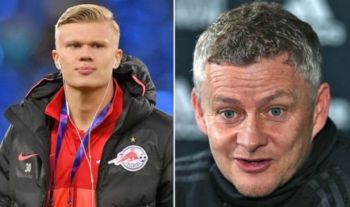Man Utd lose ground on Erling Haaland transfer as striker travels to Dortmund for talks