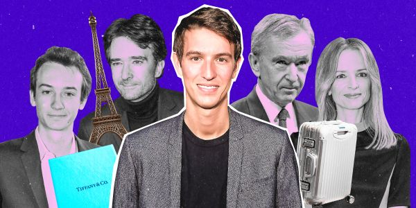 Meet Alexandre Arnault, the 29-year-old son of Europe's richest billionaire and potential heir to the world's biggest luxury empire