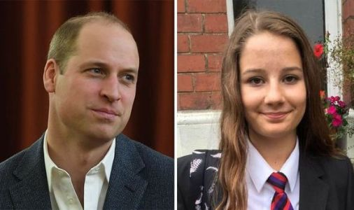 Prince William will pledge support to Molly Russell's family in fight against social media
