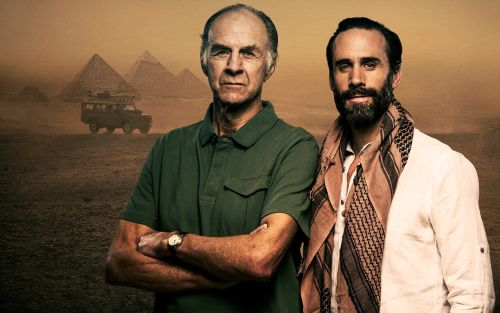 The Nile with Sir Ranulph Fiennes, review: the world's greatest explorer doesn't need a sidekick