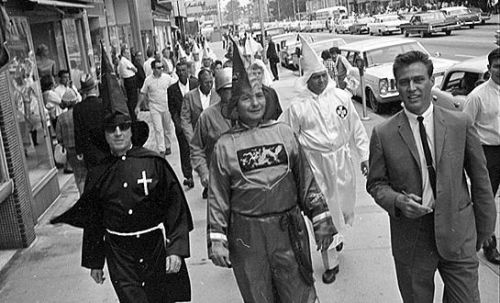 Policing the Klan 50 Years Ago Has Lessons for Dismantling White Supremacist Groups Today