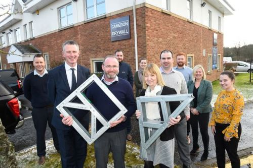 West Lothian jobs boost thanks to help from West Lothian Council's Business Gateway
