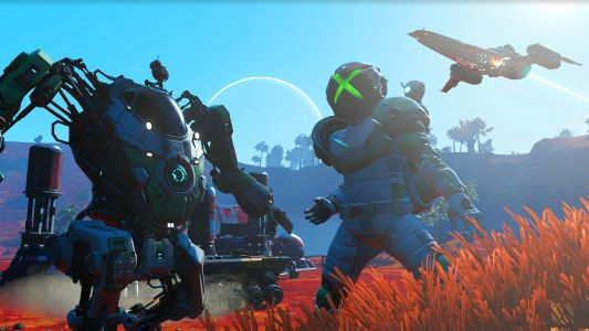 """No Man's Sky gets a 50% off Steam sale - and Windows PC version """"very soon"""""""