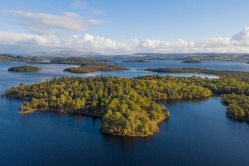 Scottish island in middle of Loch Lomond is up for sale for £500k