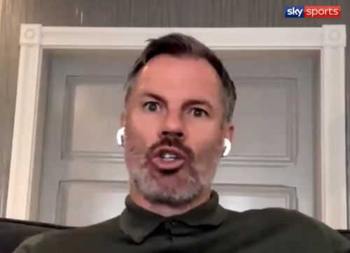 Jamie Carragher gives advice to Arsenal over Pierre-Emerick Aubameyang transfer