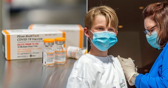 Pfizer vaccines for children aged 5 to 11 moves one step closer in US