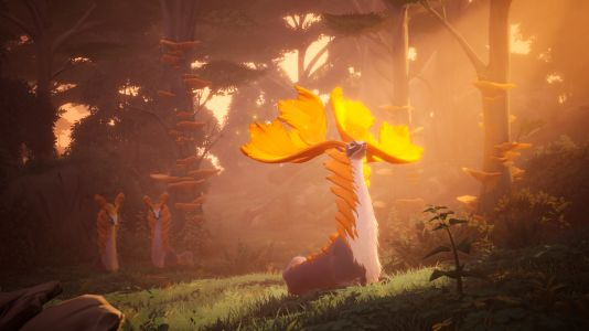 Everwild is a new Xbox exclusive that looks a lot like Breath of the Wild