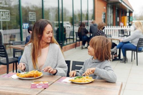 Kids' can now eat free at Morrisons cafés during the school holidays this summer
