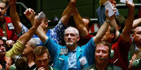 Stocks are euphoric after the Fed hinted it could cut rates within weeks - and analysts are freaking out