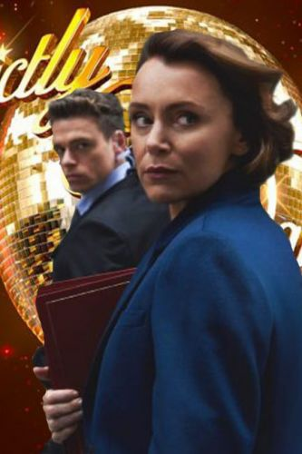 Bodyguard stars Keeley Hawes and Richard Madden for Strictly Come Dancing