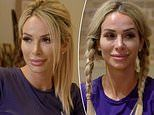 Married At First Sight's Stacey Hampton looks VERY different without makeup