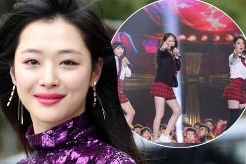 How did Sulli die? Police say K-pop star died in 'suspected suicide'