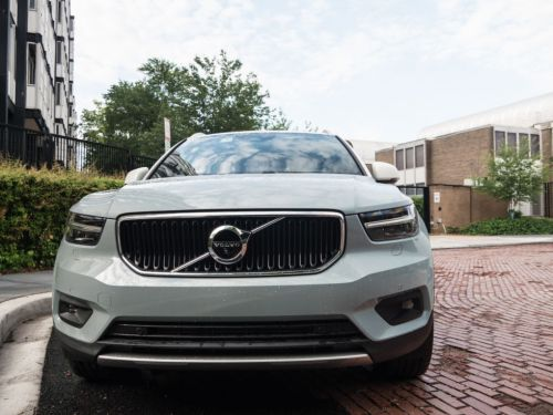 The Volvo XC40 is Swedish style in a smaller, more affordable package