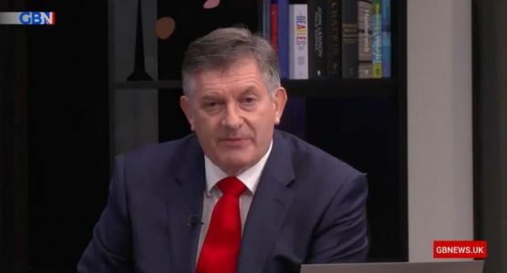 GB News' Simon McCoy Has A Message For Critics After Shaky First Week