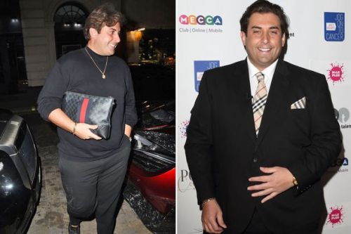 Concerns for James Argent as he's 'rushed to hospital over fears of second drug overdose'