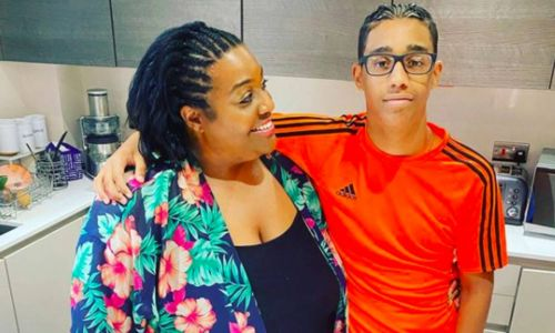 Alison Hammond's fans react as she shares emotional post during lockdown