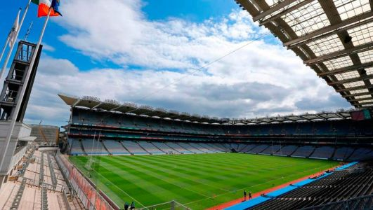 GAA plays its part as Croker and other grounds used as free Covid test centres