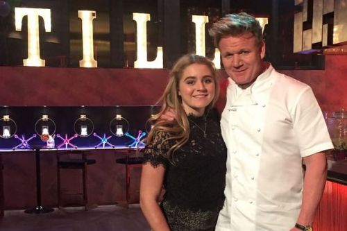 Gordon Ramsay issues sweet message to daughter Tilly ahead of Strictly debut
