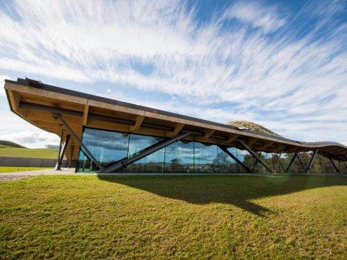 Macallan: a tour of the distillery in the running to be named UK's best new building