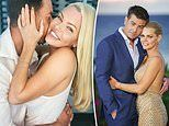 Inside Sophie Monk's rocky road to romance as she announces her engagement to Joshua Gross