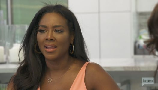 RHOA's Kenya Moore says she 'wasn't allowed' to speak to on-again husband Marc Daly's parents