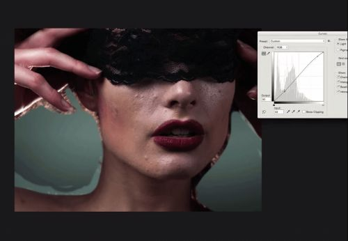 Crazy Video Shows What 6 Hours Of Photoshop Retouching Looks Like In 90 Seconds