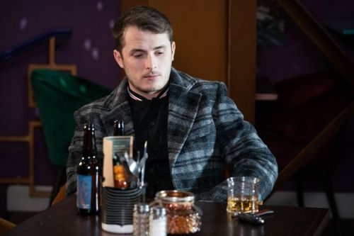 Max Bowden recalls 'snogging Tony Clay's face off' in EastEnders ep one year ago