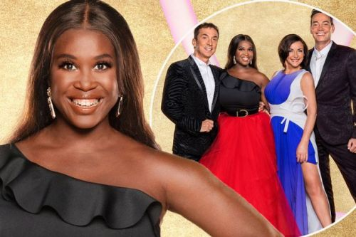 Strictly's Motsi fires back at cruel claims she was picked for job because of her skin colour