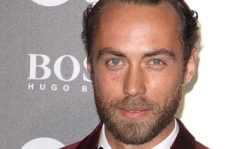 Kate's brother James brings surprising guest to GQ awards - 'Best date'