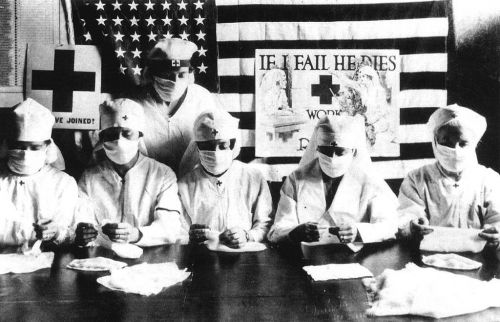 How long did the Spanish Flu last as Trump says the pandemic 'probably ended WWII'?