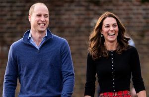Prince William and Kate Middleton have reacted to Princess Eugenie's exciting baby news