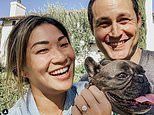 Glee star Jenna Ushkowitz gets engaged to boyfriend David Stanley and shows off her engagement ring