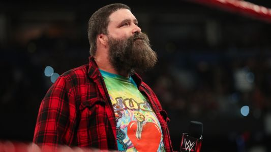 WWE legend Mick Foley 'made over £100k' in just six months on Cameo
