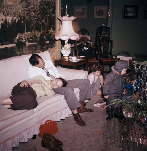 The Anonymous Project: secret snapshots of family life
