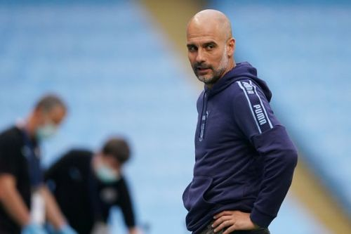 Pep Guardiola admits Man City board unhappy with failed Premier League title bid