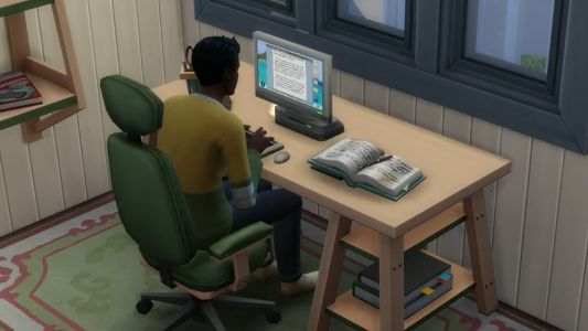 Some think The Sims 4's new menu is pushing the DLC you don't have