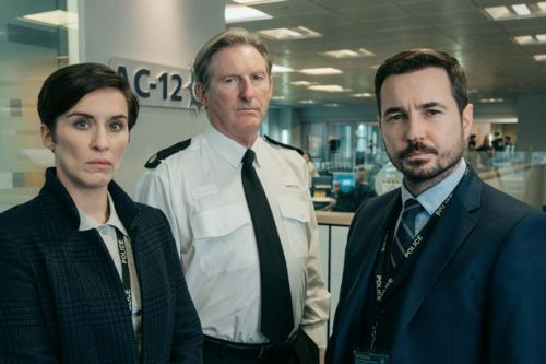 Line of Duty's Vicky McClure says 'no word' on return to filming amid COVID