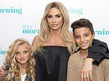 Katie Price's family rally round star as she is arrested for drink-and-drug driving after crash
