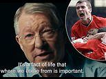 Alex Ferguson says he got Man United stars to use family history as inspiration in new documentary
