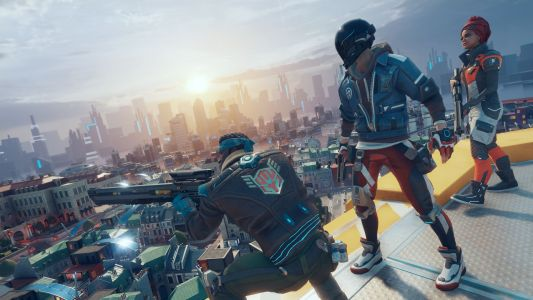Hyper Scape, Ubisoft's new battle royale, gets a surprise open beta launch