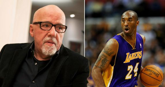 Kobe Bryant's co-author Paulo Coelho scraps book they worked on together after star's tragic death