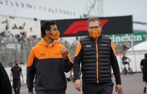 Seidl accepts the 'reality' of big threat from Ferrari