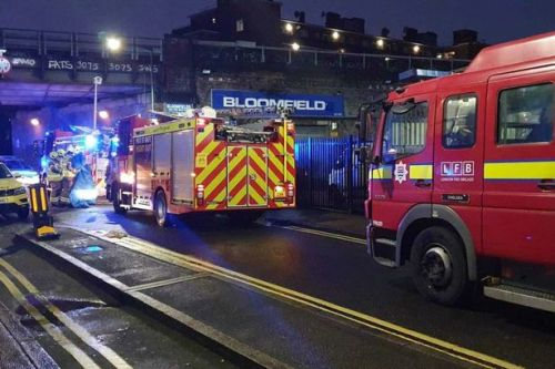 BREAKING Man's body found in bin lorry in London as police launch probe