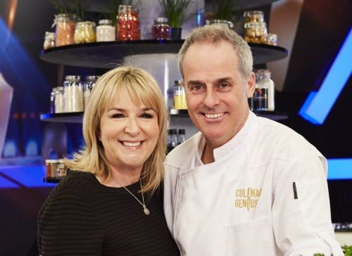Fern Britton and Phil Vickery announce they've split up after 20 years together