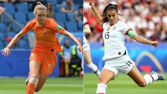 USA vs Netherlands live stream: how to watch Women's World Cup 2019 final from anywhere