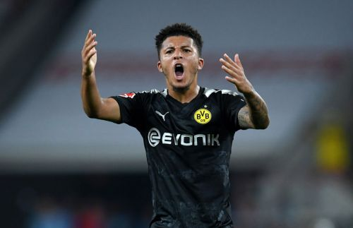 Manchester United transfer target Jadon Sancho blasts 'absolute joke' haircut fine