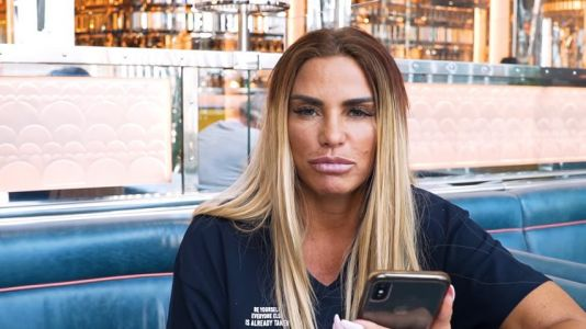 Katie Price to 'attend insolvency hearing via Zoom' from luxe Maldives holiday